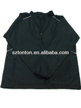 2012 custom zip up polo sport jacket
