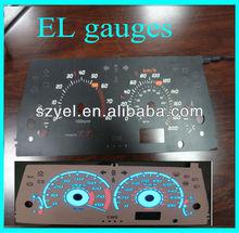 20% off best seller & good quality EL dashboard/backlight/flash gauge panel
