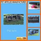 pet tent waterproof pet dog tent foldble pet
