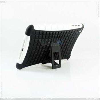 "New arrival 2 in 1 armor stand case for apple iPad Mini 7.9"" P-iPADMiniHCSO002"
