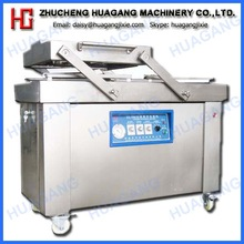factory supply good quality double room vacuum packing machine
