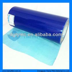 clear plastic PE window protection film