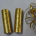 metallic paper serpentines