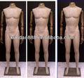mannequin de mâle de regard de cru de bras de mouvement de #M-02headless
