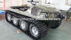 CE 800CC ATV 8x8 with rubber tracks