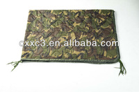 Cotton/Polyester Camouflage Army Blanket