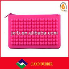 Zipper Silicone Wallet