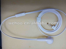 best quality 3.5mm mono earphone for mobile phone