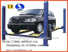 4000kgs 1800mm QDSH-F4000 Hydraulic Four Post Car Lift/Auto Lifting Equipment/Portable Car Ramp/Car Hoist