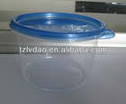 Plastic PP Circle/ Columniform Food Container/Storage/Box
