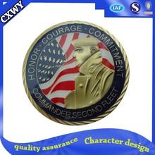 2015souvenir gifts coin,american souvenir coin,metal coin edge