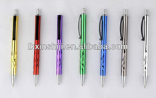 the promotional colorful blank plastic ballpoint pen