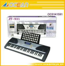 2013 hot 61 keys digital display electronic keyboard--OC0141591