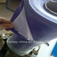 0.8mm environmental friendly waterproofing membrane with self adhesive