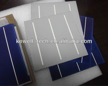 2012 hot selling 156mm poly solar cell with good quality 3BB low price