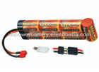 8.4V 4600mAh SC NiMH battery pack for RC Car Deans Trax connector