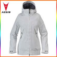 2013 high performance waterproof ski jacket for women