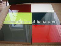 high glossy UV mdf for Kitchen cabinet