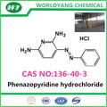 Phenazopyridine 136-40-3 cloridrato