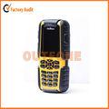 atacado melhor impermeável telefone móvel militar