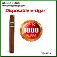 1800 puffs big vapor disposable e-cigar