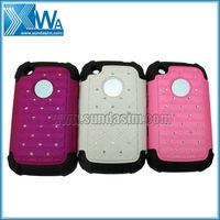 diamond crystal case for blackberry