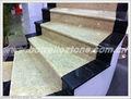 pietra naturale gradini step per uso domestico