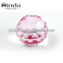 Fashion crystal beaded open back wedding dress ornaments
