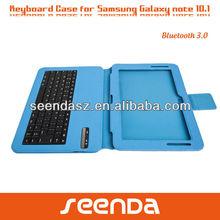 Original Manufacturer Ultra Slim Keyboard Case for Samsung Galaxy Note 10.1 N8000/N8010