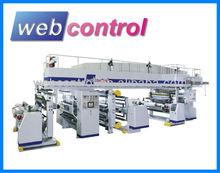 Dry solvent laminator
