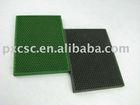 Black & Green Infrared Ceramic Plate