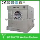 120kg hotel/hospital tilt industrial washing machine for sale