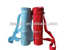 Water or beer bottle cooler bags