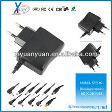 Single output 6v 1000ma ac/dc adaptor