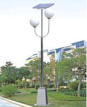 2012 Eco-friendly popular portable solar garden light led garden light
