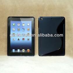 Fashionable TPU S Line Gel Cover Case for IPad Mini 2