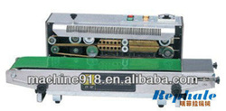 Hot selling multifunction automatic plastic film continuous sealing machine