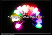 2012 hot selling high quality Latex Flashing led balloon lights