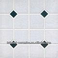Branco e preto diamante para cozinha azulejo/sala de azulejos