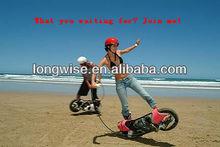 gas scooter/ G-wheel/wheelman