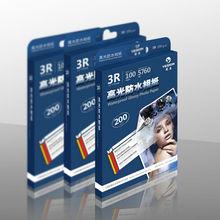 Inkjet papel fotográfico barato/rc papel fotográfico mitsubishi/4*6 papel fotográfico