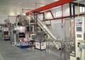 الغسيل 1000kg/h/صابون التواليت خط الإكمال
