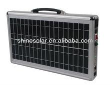 Solar camping, camping charging system/portable solar power SN-PSK20