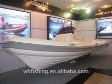 2014 new model rib boat aluminium rib boat