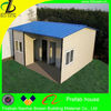 Modern portable prefab camping cabins home modular house for living