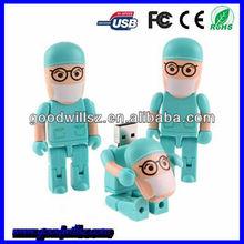plastic doctor usb drive flash drive