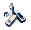 USB rechargeable lighter for christmas gift