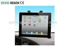 360 degrees rotating ipad car holder,tablet pc car mount/cradle