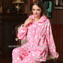 girl's fleece lounge wear