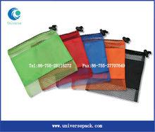 Custom mesh bag for gift packing